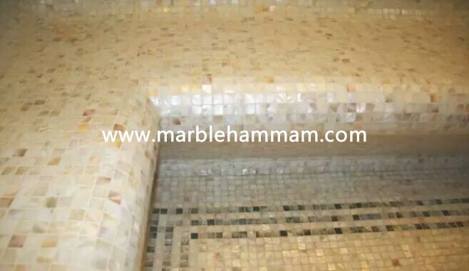 Hammam Shell Mosaic Project